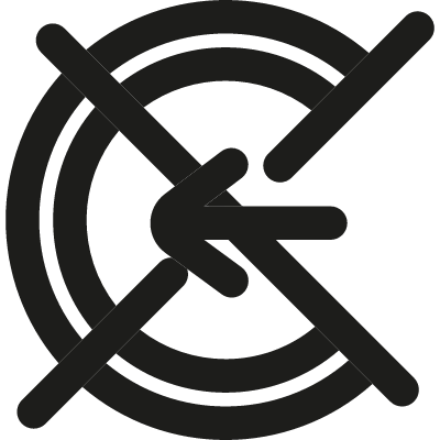 Back vector logo