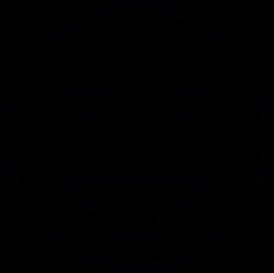 In Love vector logo