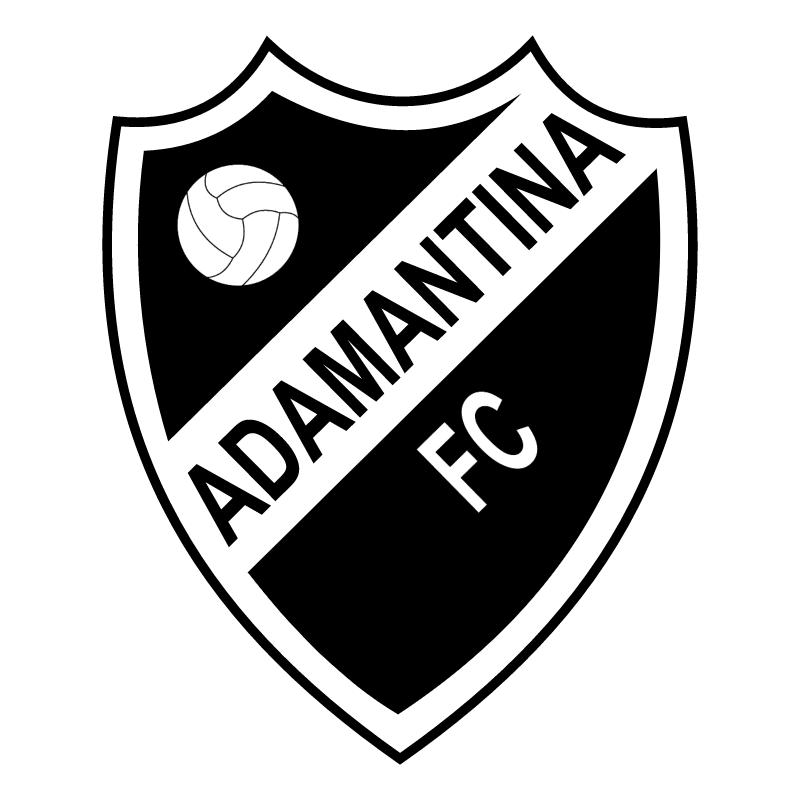 Adamantina Futebol Clube de Adamantina SP vector