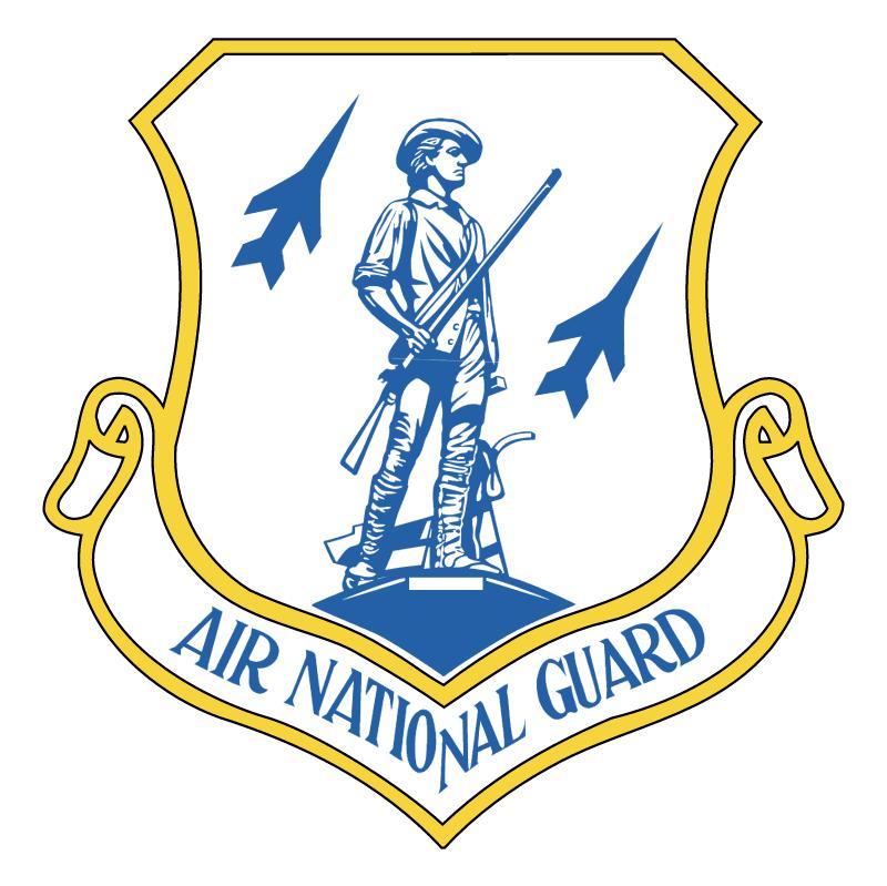 Air National Guard vector