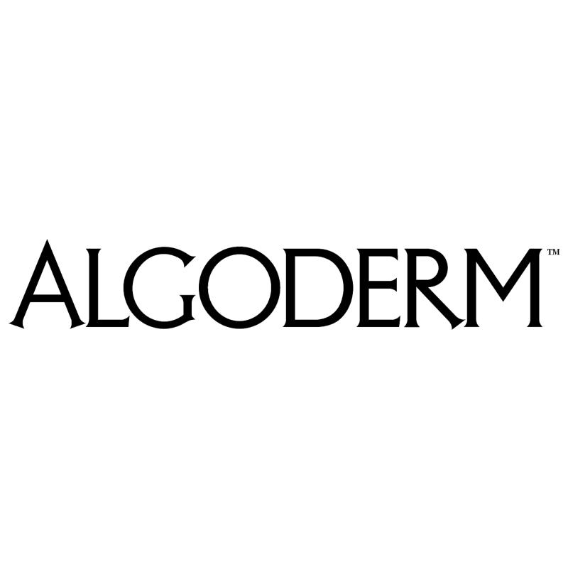 Algoderm vector