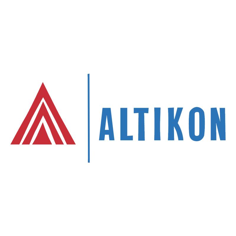 Altikon vector logo