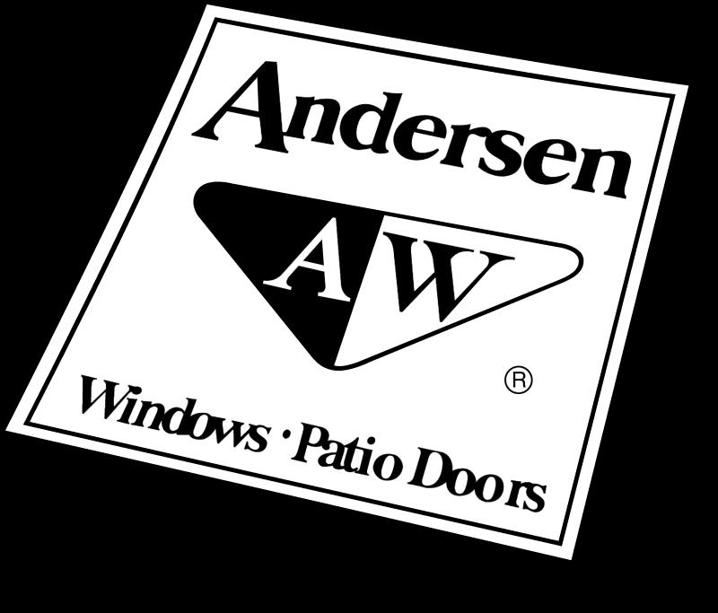 Anderson Windows vector