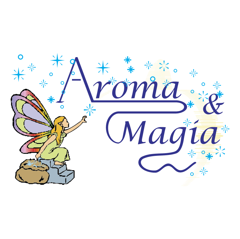 Aroma e Magia vector