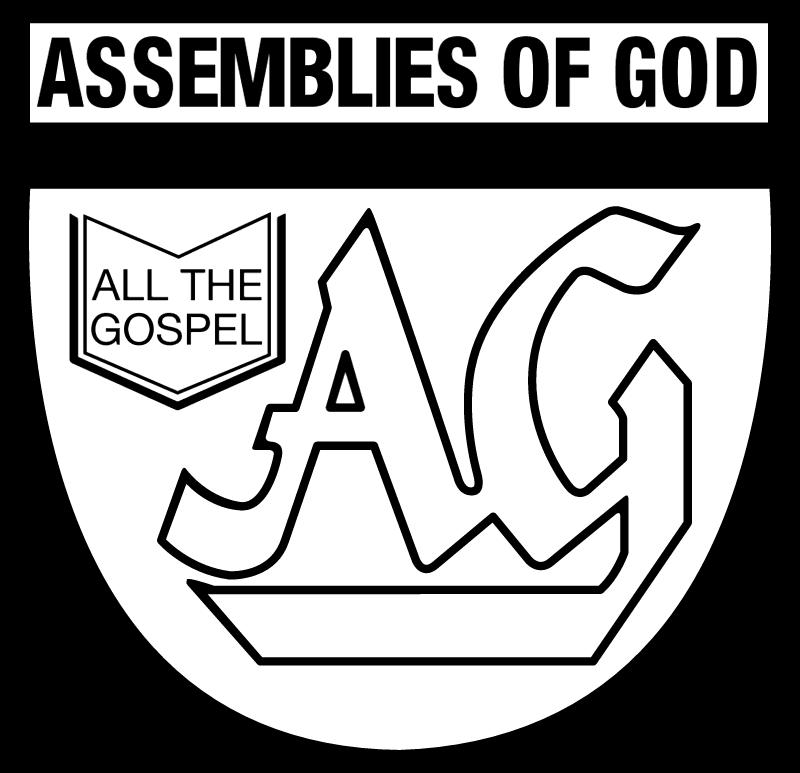 assemblies of god vector