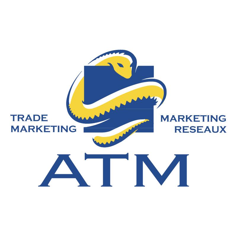 ATM 40684 vector logo
