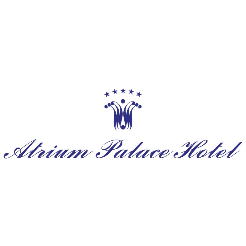 Atrium Palace Hotel vector