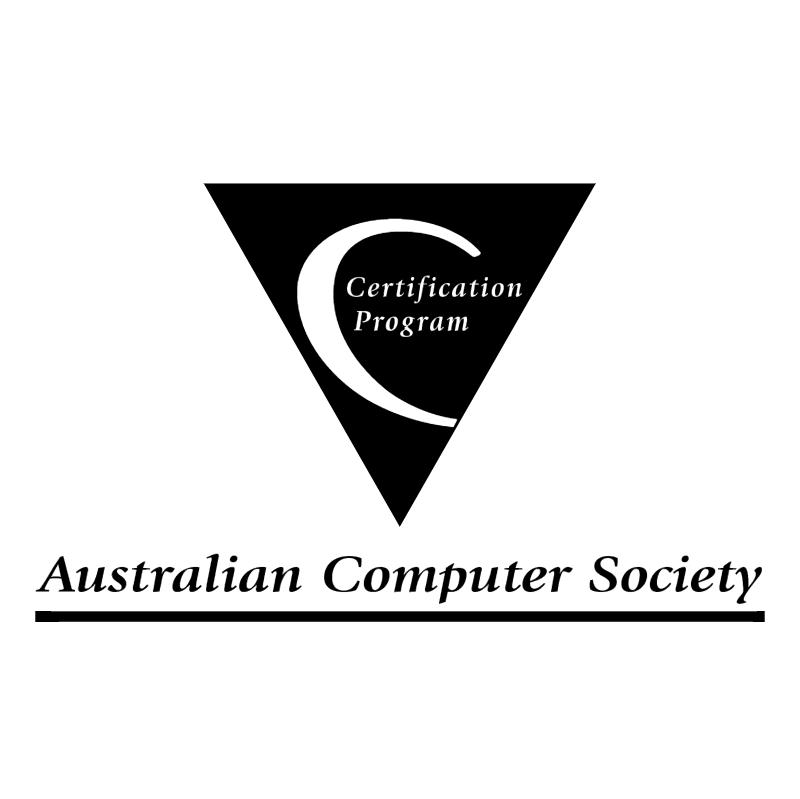Australian Computer Society 60328 vector