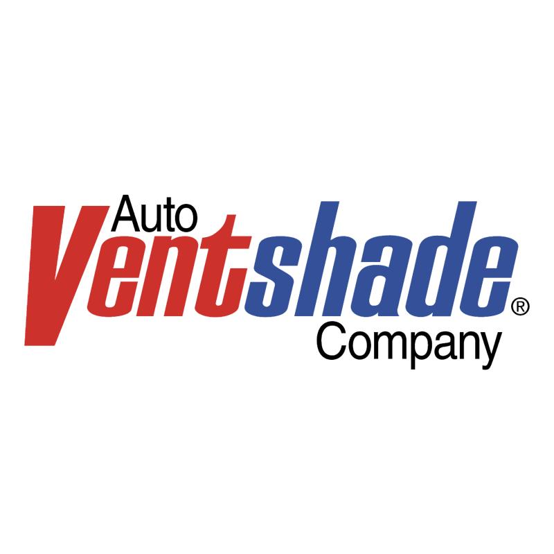 Auto Ventshade Company vector