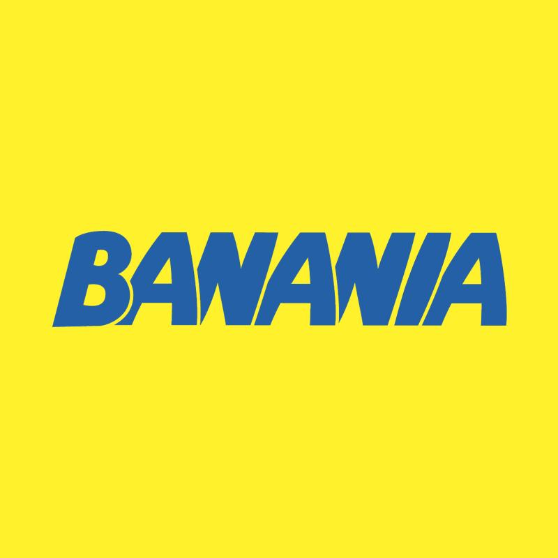 BANANIA vector