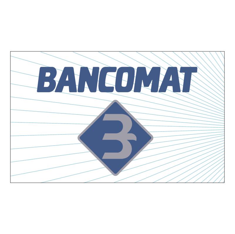 Bancomat vector