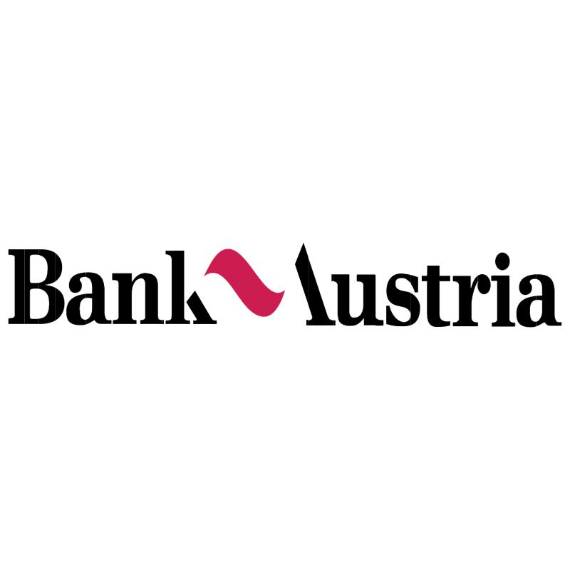 Bank Austria vector