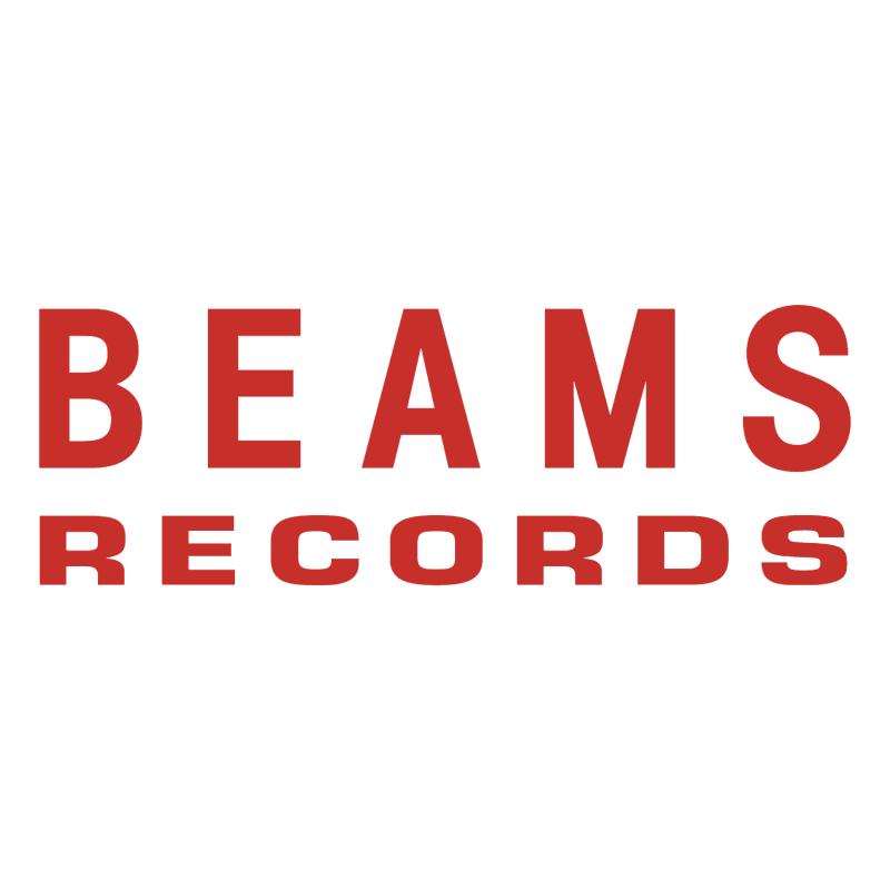 Beams Records vector