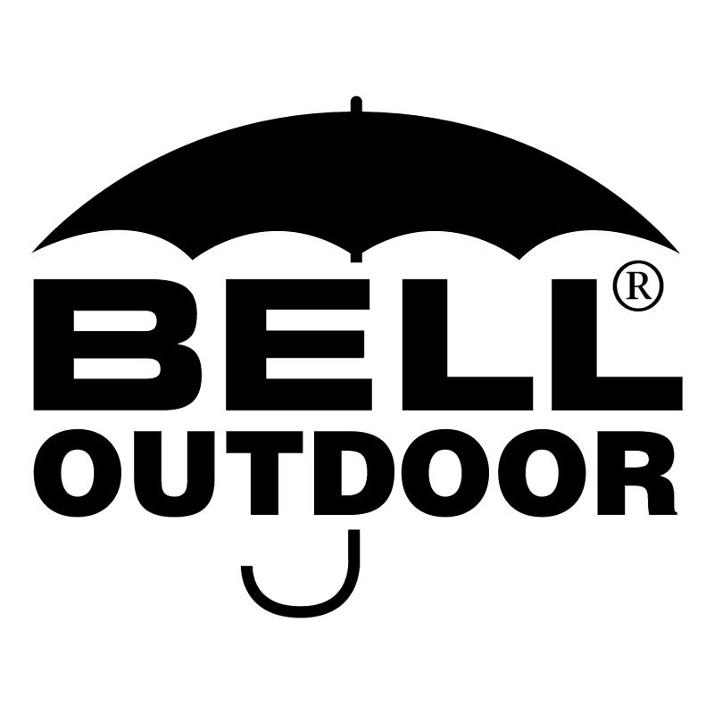 Bell Outdoor vector