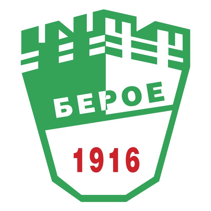 Beroe 1916 84427 vector