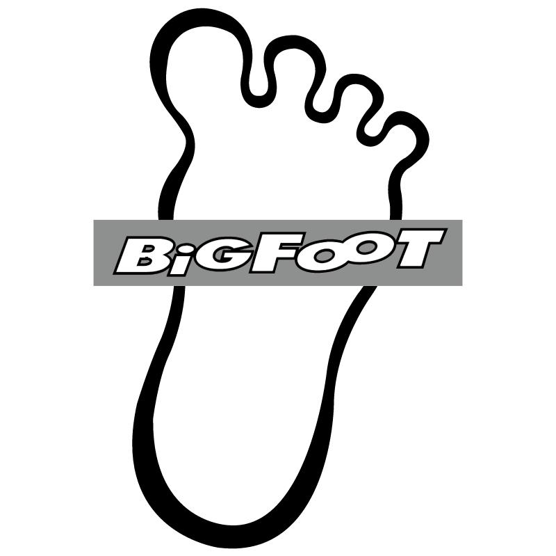 BigFoot 7227 vector
