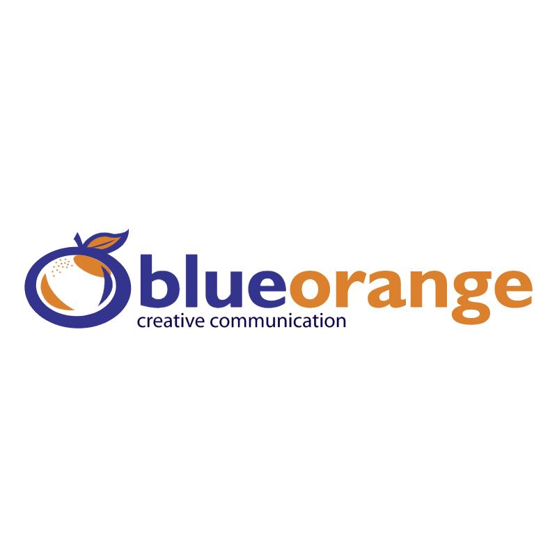 BlueOrange vector