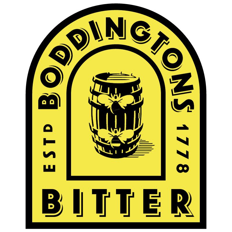Boddingtons Bitter 910 vector