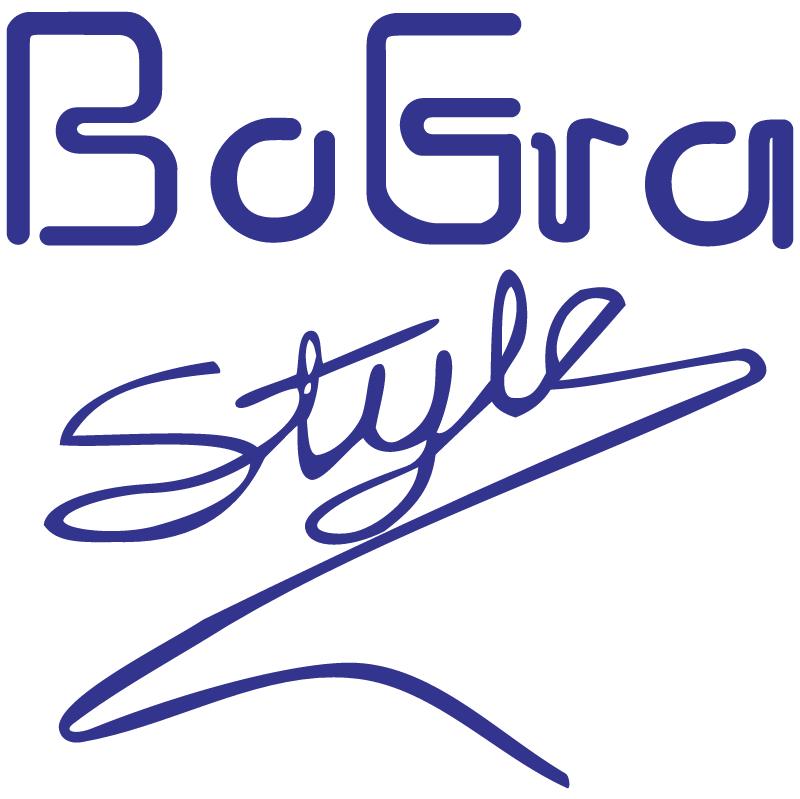 BoGra Style vector