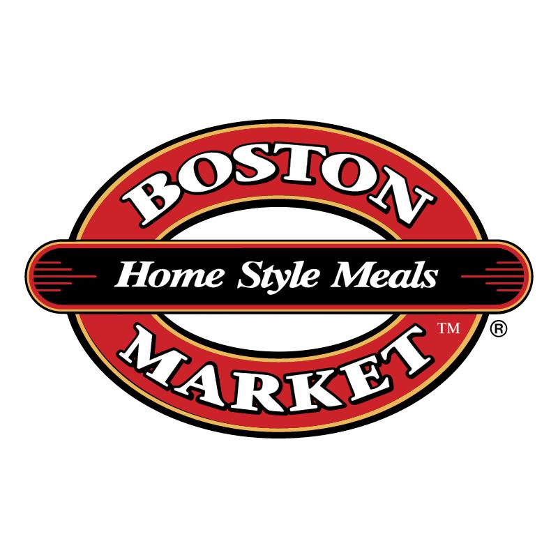 Boston Market vector