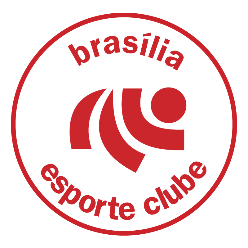 Brasilia Esporte Clube de Brasilia DF 77765 vector