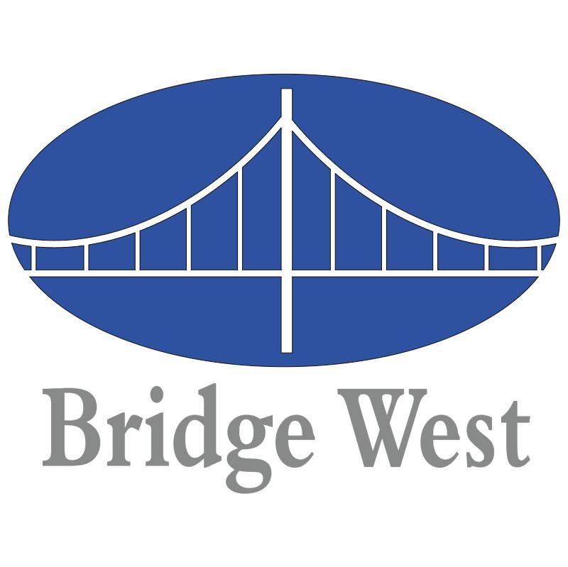 Bridge West 12455 vector