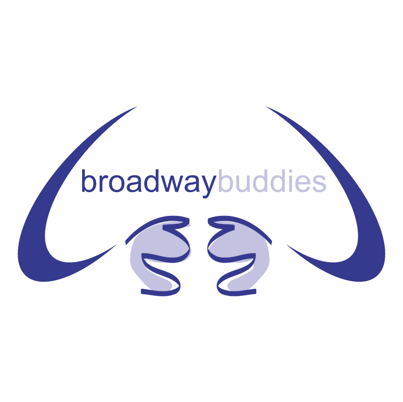 Broadway Buddies vector