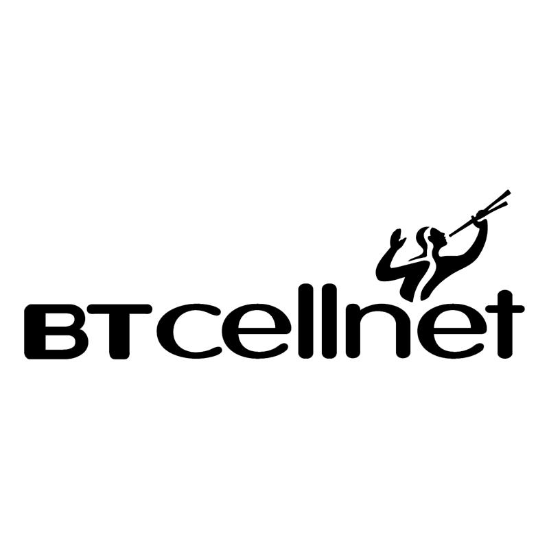BT Cellnet vector