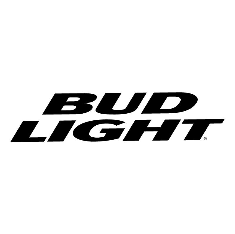 Bud Light vector