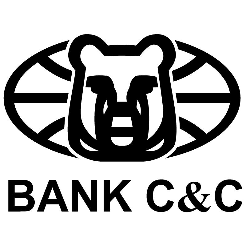 C C Bank 1012 vector