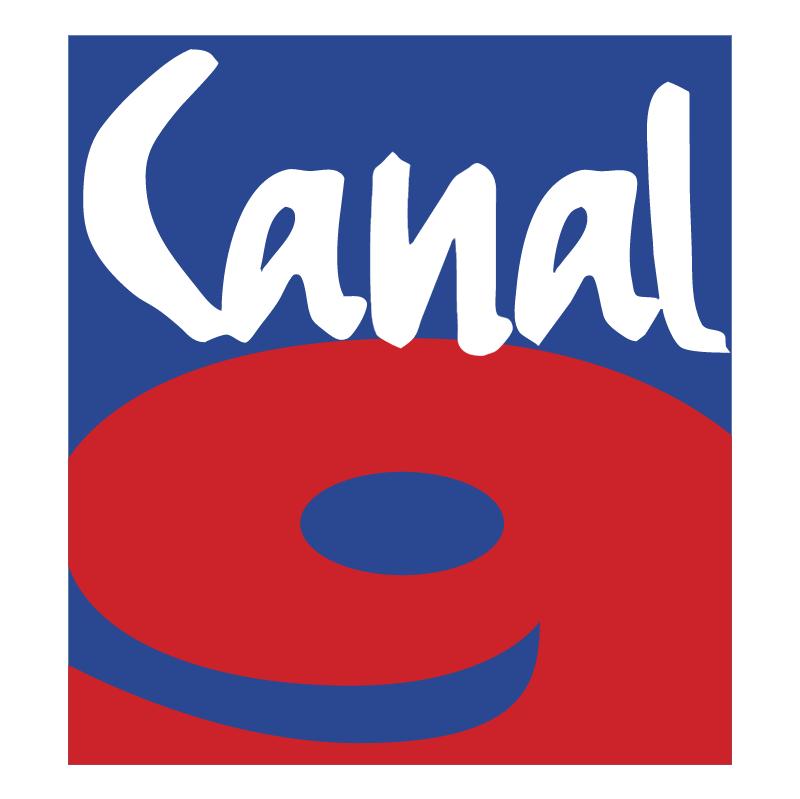 Canal 9 vector