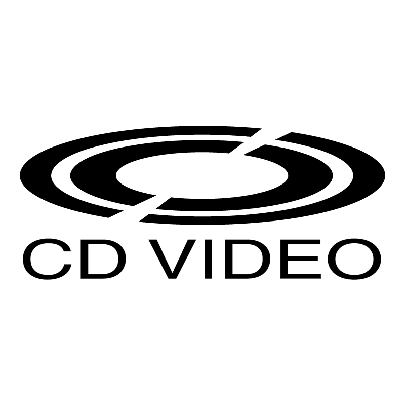 CD Video vector