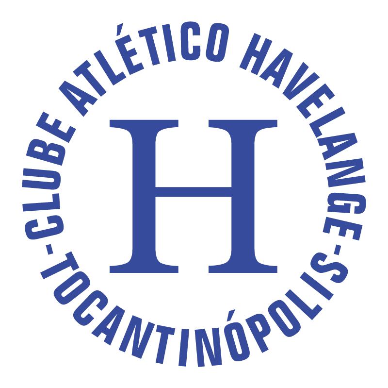 Clube Atletico Havelange de Tocantinopolis TO vector