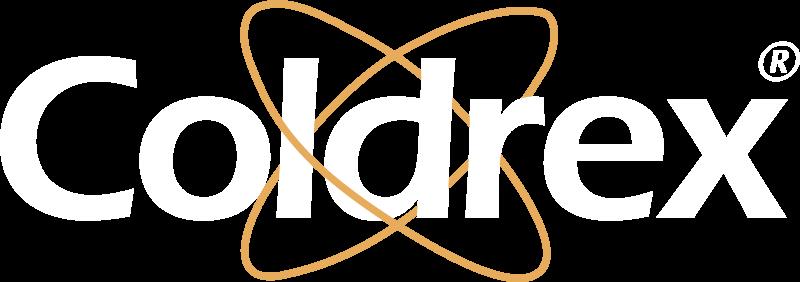 Coldrex elipse logo vector