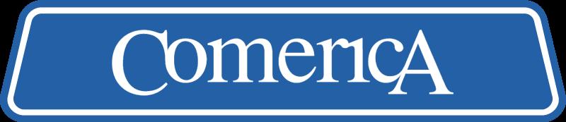 COMERICA BANK 1 vector logo