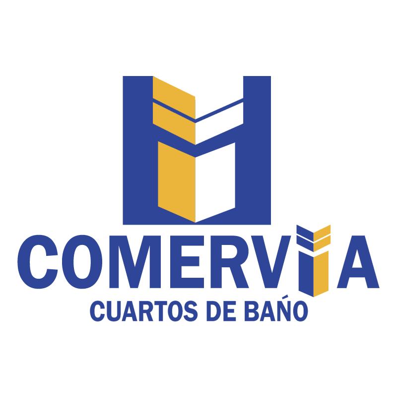 Comervia vector logo