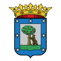 Comunidad de Madrid vector