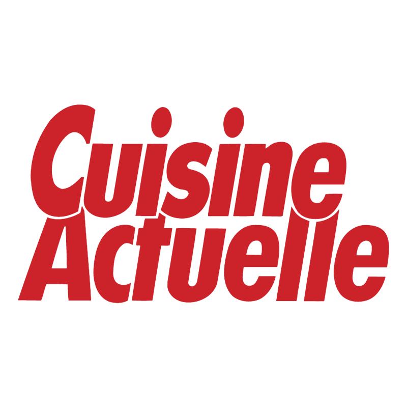 Cuisine Actuelle vector logo