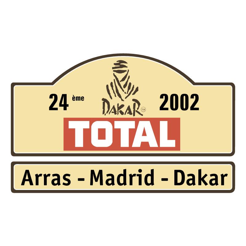 Dakar Rally 2002 vector