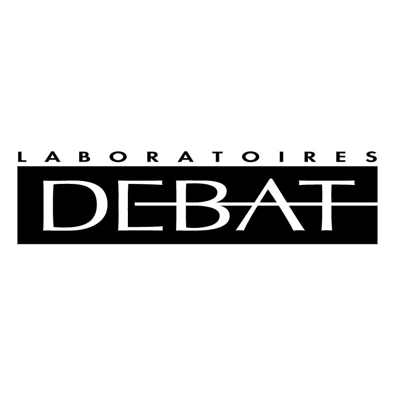 Debat Laboratoires vector