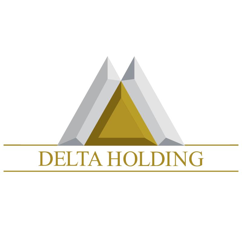 Delta Holding vector