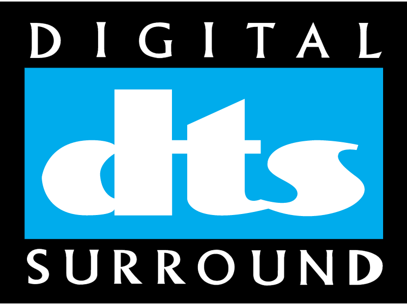 DTS DIGITAL SURR 1 vector