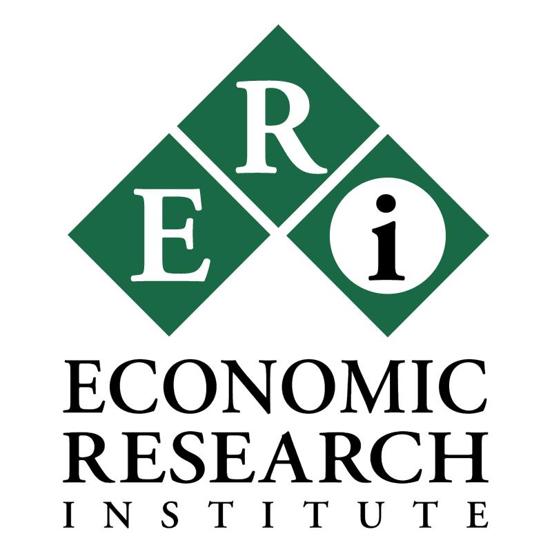 Economic Research Institute vector logo