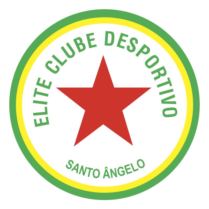 Elite Clube Desportivo de Santo Angelo RS vector logo