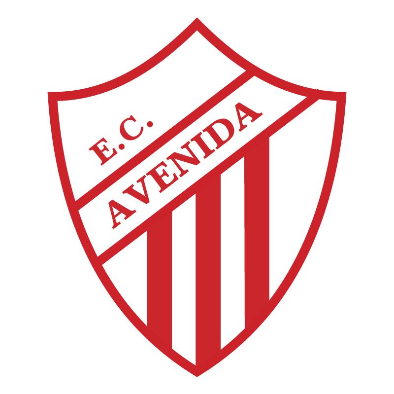 Esporte Clube Avenida de Viamao RS vector