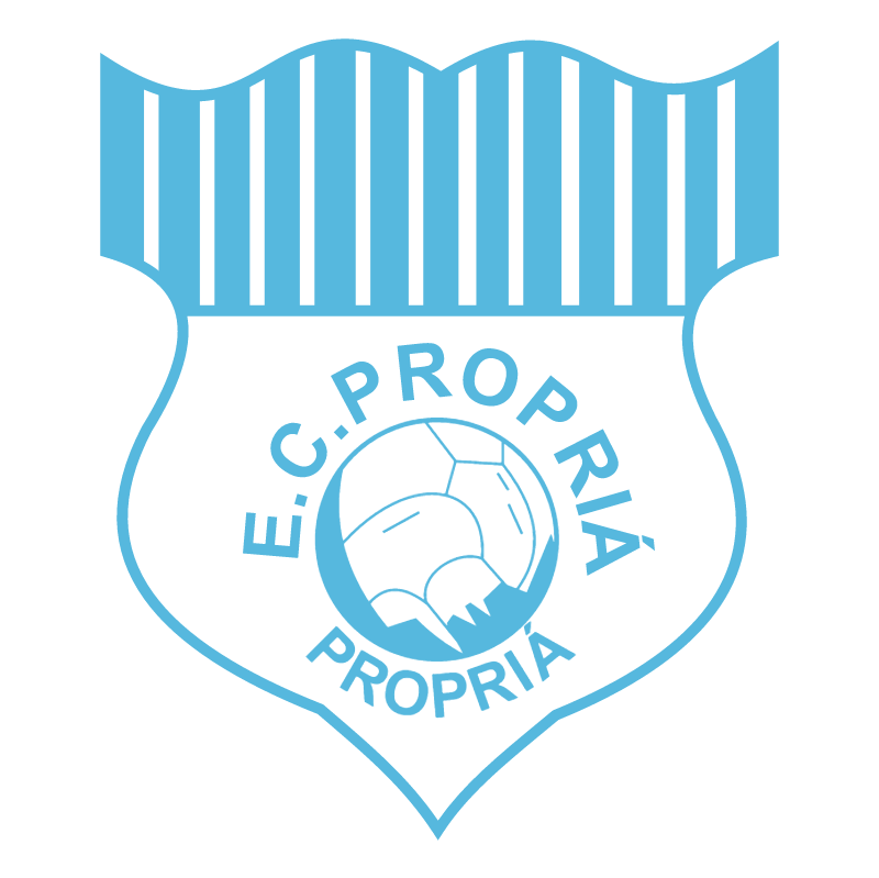 Esporte Clube Propria de Propria SE vector