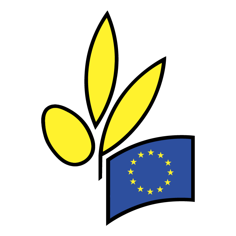 Europe Olive vector