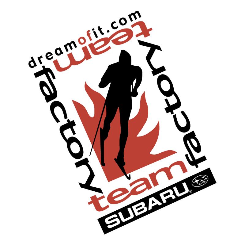 Factory Team vector logo