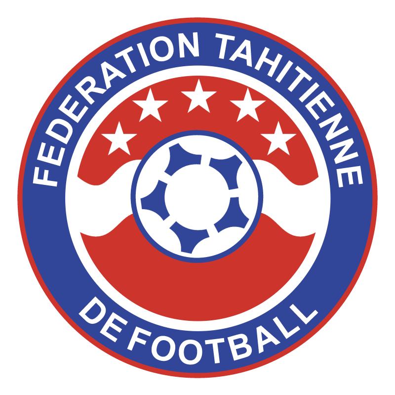 Federation Tahitienne de Football vector