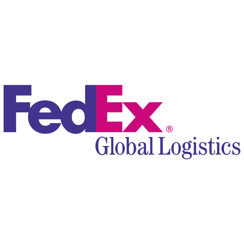FedEx Global Logistics vector
